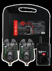 CarpSounder - ROC XRS ACC Neon Black Funkbissanzeiger Set