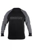 PrestonInnovations - Black Sweatshirt