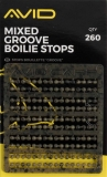 AvidCarp - Mixed Groove Boilie Stops