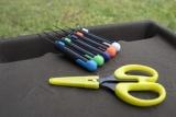 AvidCarp - Titanium Tetracta Tools inkl. Braid Scissors Bundle