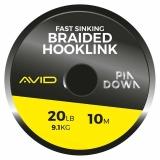 AvidCarp - Pindown Braided Hooklink