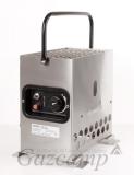 Gazcamp - Heatbox 2000 (Edelstahl/ 30mbar)